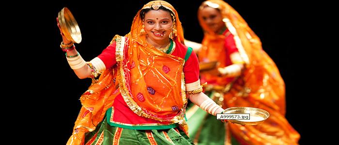 Rajasthani fock dance